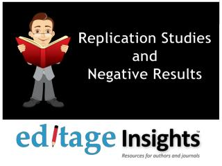 How publishing replication studies and negative results helps science