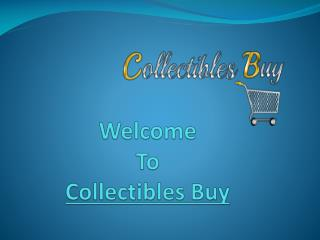 Collectibles Buy - Surprise Your Loved Ones with Unique Gifts