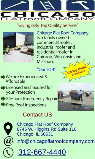 Best Roofing Contractors in Chicago