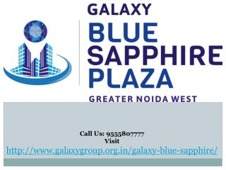 Galaxy Group dream project Galaxy Blue Sapphire