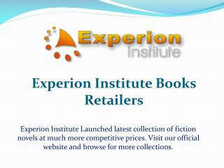 Experion Institute Books Retailers