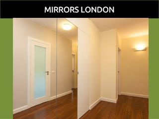 Mirrors london