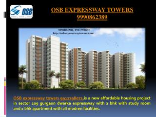 Osb expressway towers 9990862389