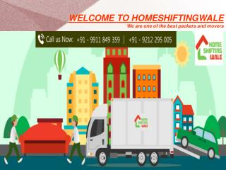 Home Shifting Wale