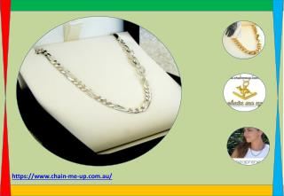 Quality Silver Jewellery for Men and Women