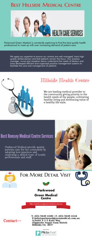 Find Best Hillside Medical Centre