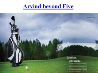 Arvind beyond Five New Upcoming Apartments in Sanand Ahmedabad