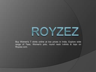 Stylish Collection of Shirts for Women - Royzez