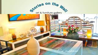 Home Decor and Vintage Furniture Store in Perth - Stories on the Wall