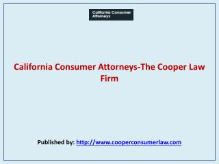 The Cooper Law Firm
