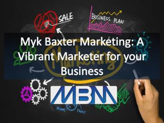 MBM – Providing Comprehensive Online Marketing Service