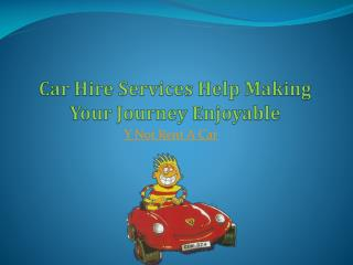 Cheap Car Hire Melbourne | Rent A Car Melbourne | Y Not Rent A Car