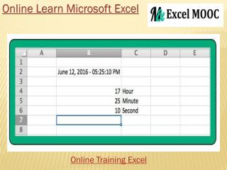 Hyperlink function in excel