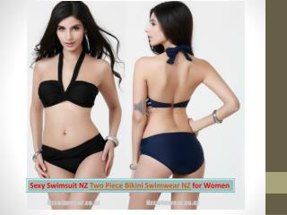 Sexy Swimsuit Nz Two Piece Bikini Swimwear Nz For Women