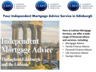 Mortgage Broker Edinburgh