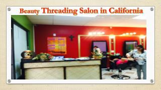 Beauty Waxing Threading Near Me  1-888-492-7697