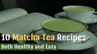 10 Matcha Green Tea Recipes  Shared By Craig Hochstadt