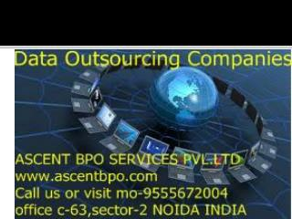 Best Business Service Providers Data Entry Project