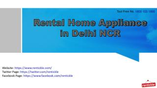 Convert your Rented Apartment to a Comfortable House with Rentickle