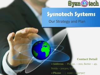 Sysnotech Systems | Web design and development company in noida