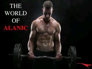 THE WORLD OF ALANIC - Alanic Men Clothing