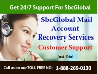 SbcGlobal 1-888-269-0130 Customer Care Phone Number
