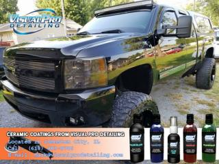 Never Wax Again - Ceramic coatings from Visual Pro Detailing