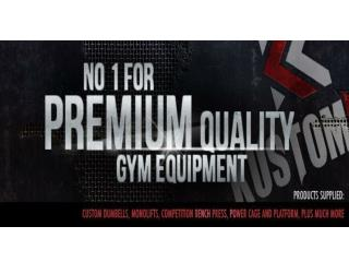 Powerlifting Equipment - www.kustomkitgymequipment.com