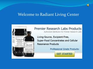 Premier Research Labs Hcl activator