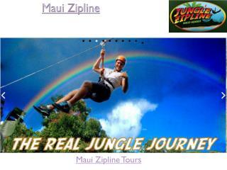 Maui Zipline discount