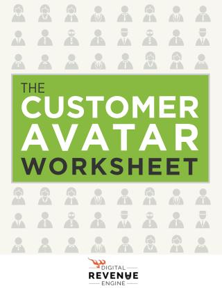 Customer Avatar Worksheet [Ebook   Template]