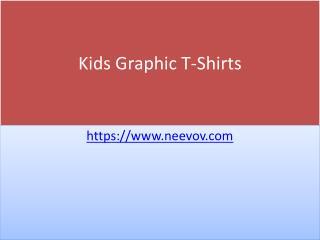 Graphic Purple Colour T Shirts for Kids