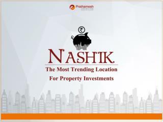 Nashik: Most Trending Location For Property Investments