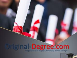 Buy masters degree