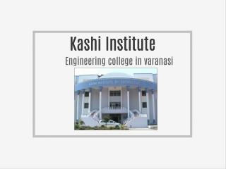 Engineering college in varanasi