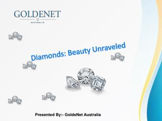 Diamonds - GoldeNet