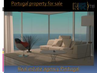 Investment property in portugal