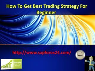 Trading Strategy | ForexSignalsCompany | Sapforex24 | Comex