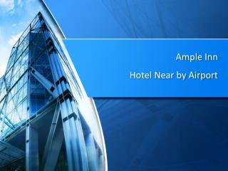Hotels Near Bangalore New Airport