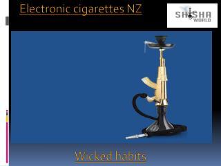E cigarette NZ