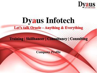 Dyaus Infotech - Company Profile