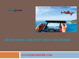 App Control Drone-Drone Spree