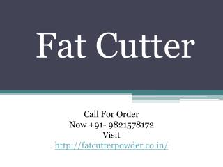 Weight Loss Fat Cutter Powder