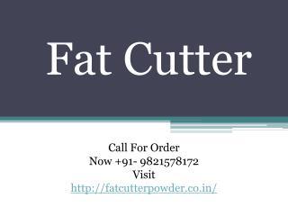Weight Loss Fat Cutter Powder