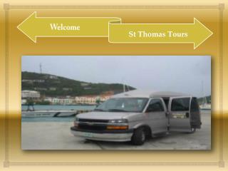 St. Thomas Tours