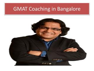 Gmat Classes Bangalore