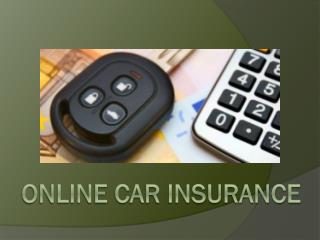 Online Car Insurance Quote