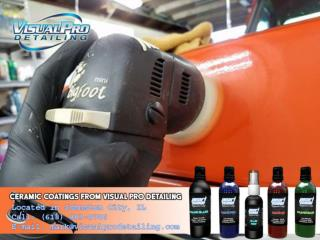 Pearl Nano is not only high gloss but ease of cleaning!