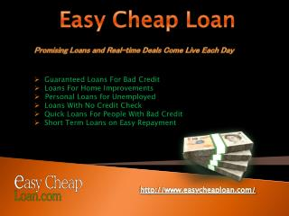 Cash Credits on an Instant Click