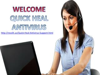 USA/Canada  $$$$  1-877-778-8969 @@@ Quick Heal antivirus Tech Support Phone Number